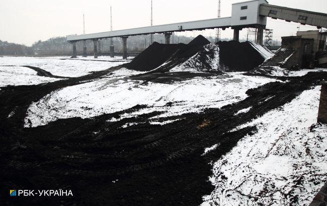 ДТЭК в августе увеличил запасы угля на 14%