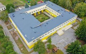 У Дніпропетровській області вперше за 50 років модернізують школу в смт Лихівка
