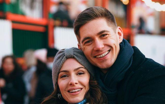 Дружина Остапчука похвалилася осиною талією і вперше відверто розповіла про себе