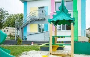 У П'ятихатках Дніпропетровської області капітально відремонтували 60-річний садочок