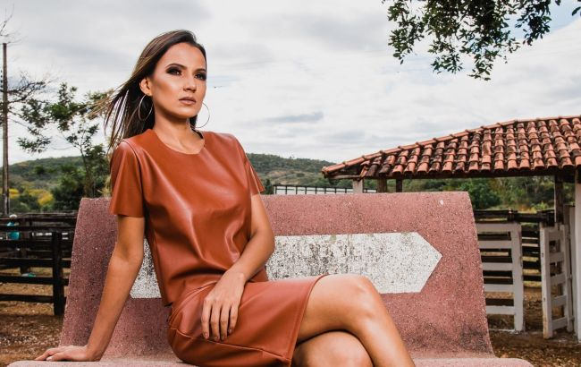 Самая модная кожаная одежда осени 2020: стилист помогла с выбором