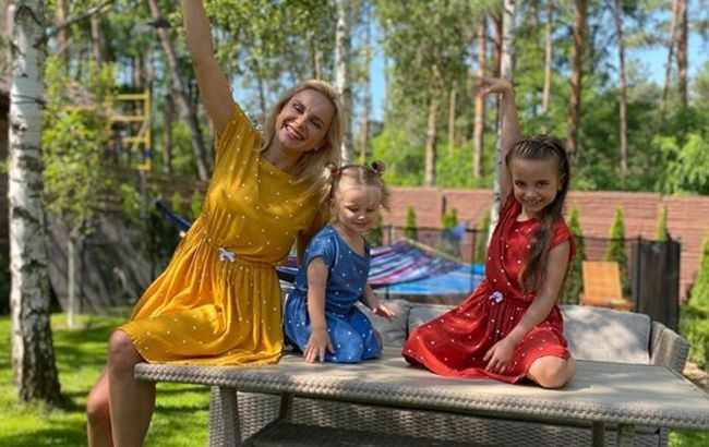 Девочки с остринкой: Лилия Ребрик показала свой идеальный семейный квартет и сделала признание