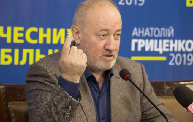 Чумак подозревает политических оппонентов в прослушивании штаба Гриценко