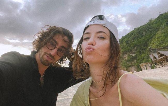 Виступив адреналіновий піт: Дантес розповів про інцидент з Дорофєєвою на Балі і побалував грайливим пляжним фото