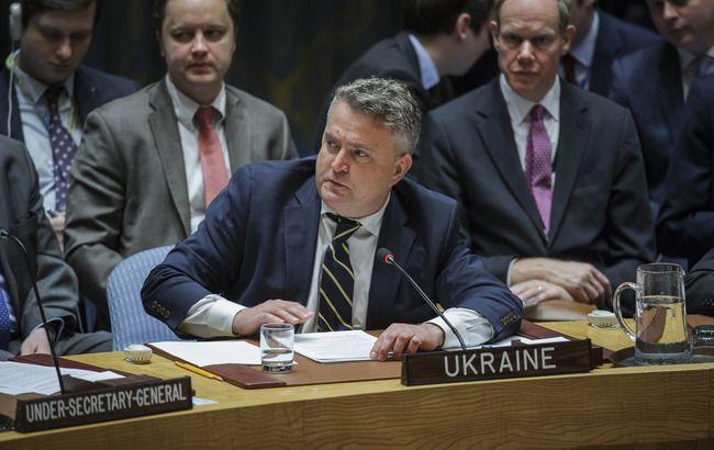 Посол України в ООН Сергій Кислиця: Спроби РФ скористатися ситуацією ще будуть