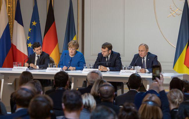 Нормандские маневры: как выполняются договоренности Зеленского и Путина по Донбассу