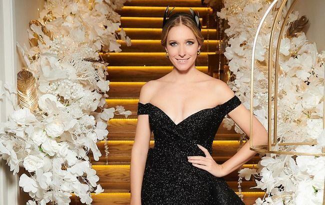 Катя Осадчая с мировыми звездами покоряет Канны в платье от украинского дизайнера (фото)