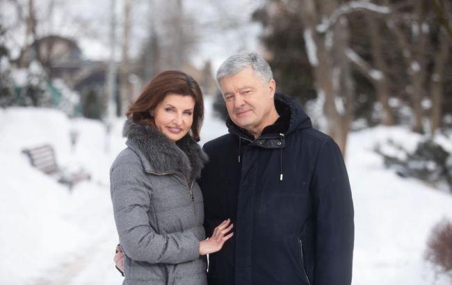 """""""Доверие и гордость за любимого человека"""": семья Порошенко поделилась рецептом супружеского счастья"""