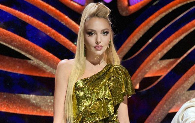 Показала все: смелая Оля Полякова шокировала появлением на публике в блестящем микромини