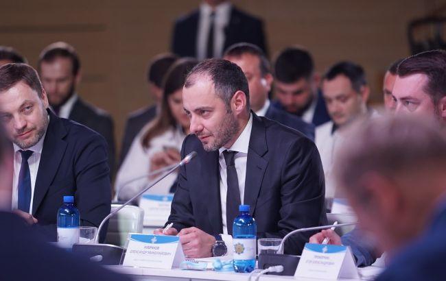 Кубраков представил план развития украинских портов, изношенность которых достигла рекордов