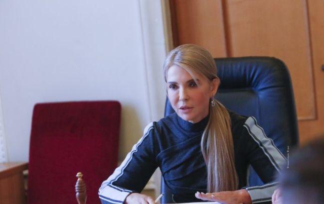 Влада має не просто заморозити, а знизити тарифи, - Тимошенко