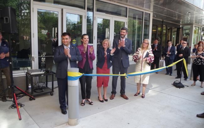 Украина открыла консульство в канадском Эдмонтоне
