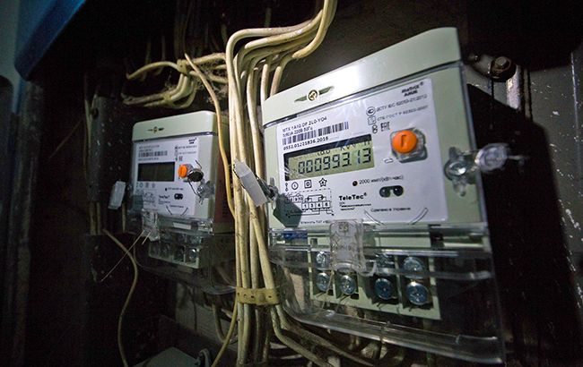Фото: тарифи на електроенергію в Україні