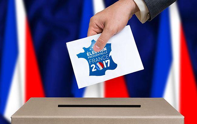 Опросы отдают 1-ый тур выборов воФранции ЛеПен иМакрону