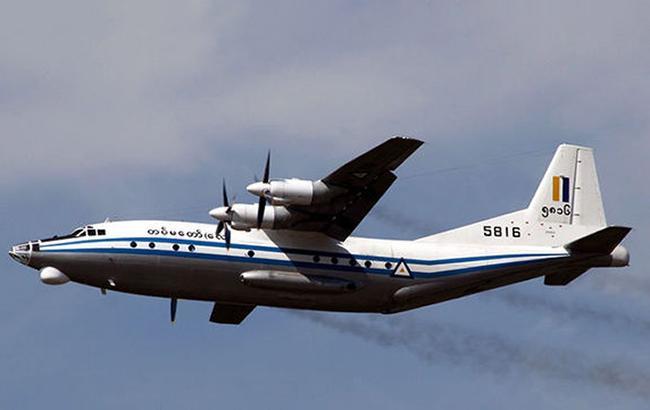 В Мьянме нашли обломки пропавшего военного самолета