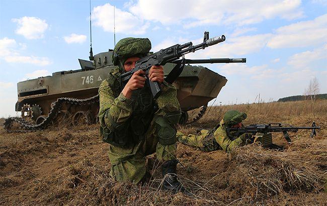 Фото: російські військові у Криму (mil.ru)