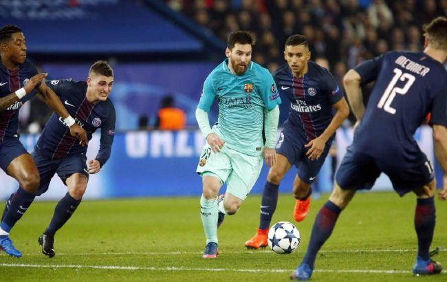 Барселона - ПСЖ: что надо знать о первом матче 1/8 финала Лиги чемпионов
