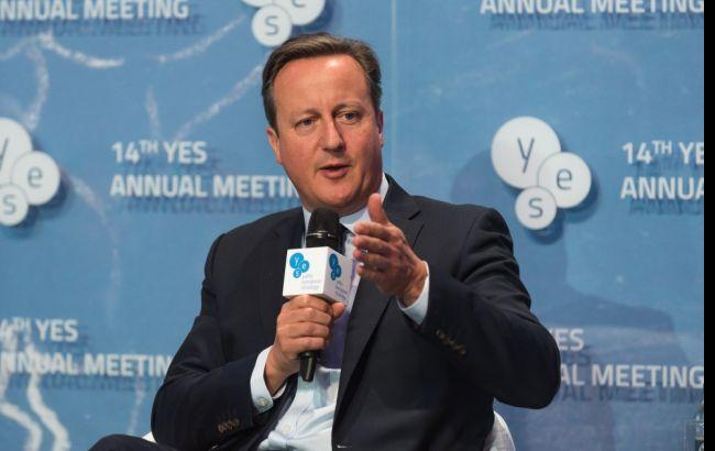 Фото: Дэвид Кэмерон (yes-ukraine.org)