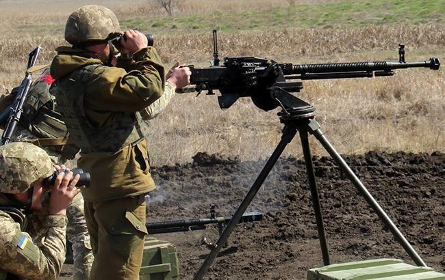 На Донбасі поранення отримали 3 українських військових