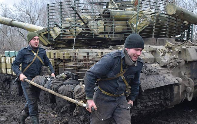 Фото: АТО на Донбасі (facebook.com ato.news)