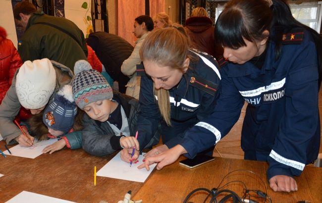 В ГСЧС зарегистрировали уже свыше 1 млн 18 тыс. переселенцев