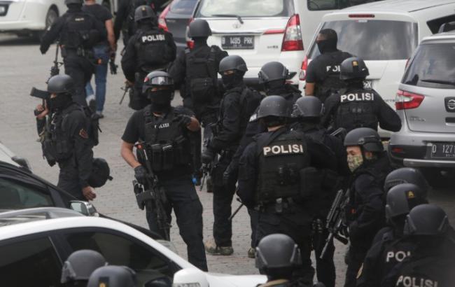 Фото: полиция Джакарты