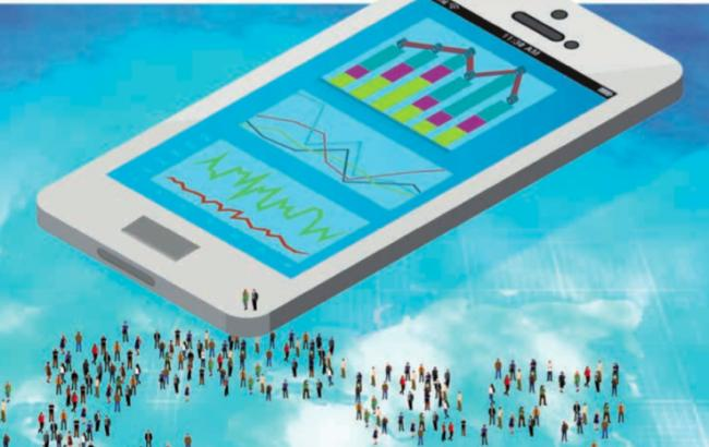 """Фото: Інтернет """"пішов"""" на зростання (TechCrunch.com)"""
