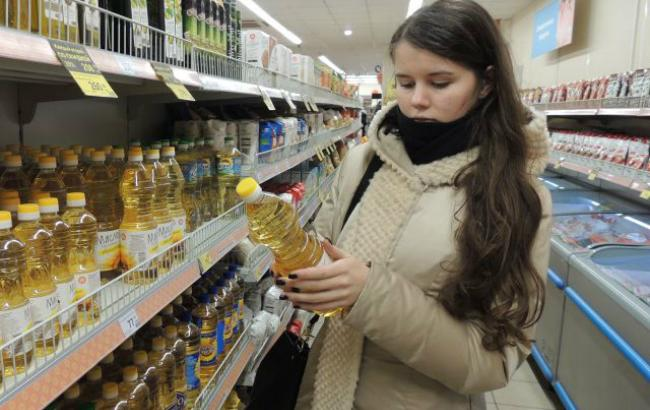 Назван уровень инфляции вУкраинском государстве
