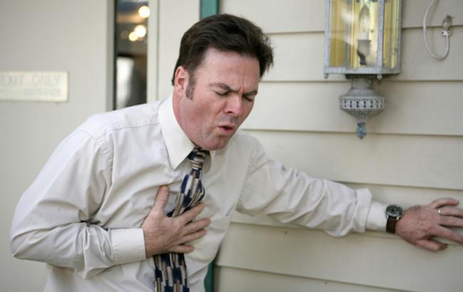 В Україні щорічно у понад 40 тис. осіб відбувається інфаркт, - МОЗ
