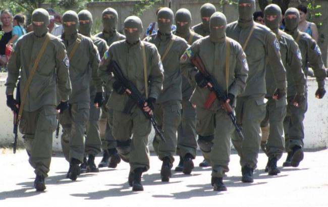 Новости в украину введут войска
