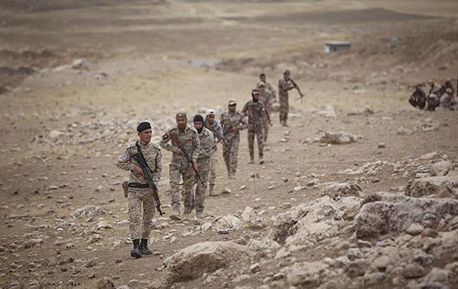 Фото: військова операція в Сирії (inherentresolve.mil)