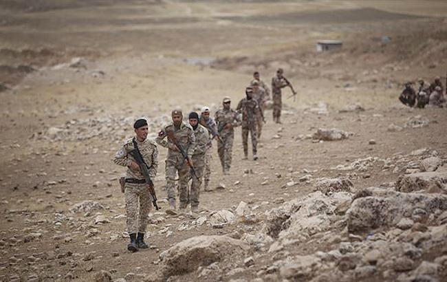 Фото: турецкие военные (inherentresolve.mil)