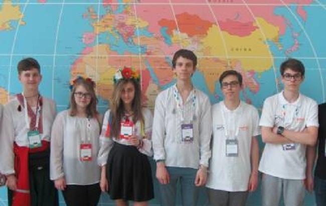 Українські школярі завоювали медалі на престижних міжнародних конкурсах