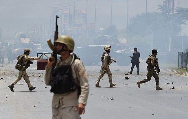 Иллюстративное фото: силы безопасности Афганистана (inshorts.com/twitter)