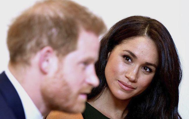 Меган Маркл заставляет принца Гарри худеть: недостойно выглядит