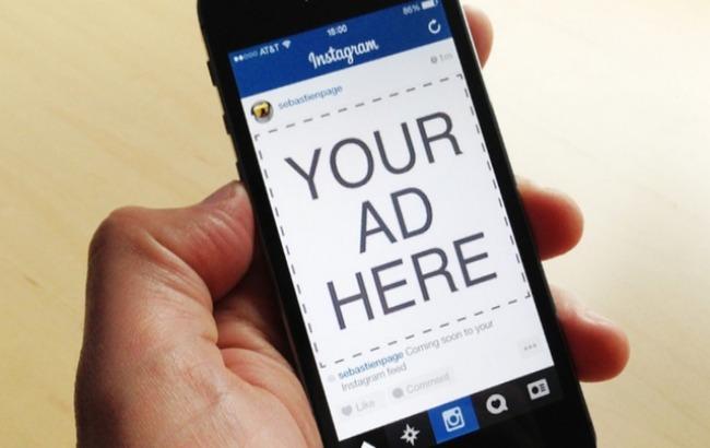 Фото: Instagram за полгода удвоил количество рекламодателей