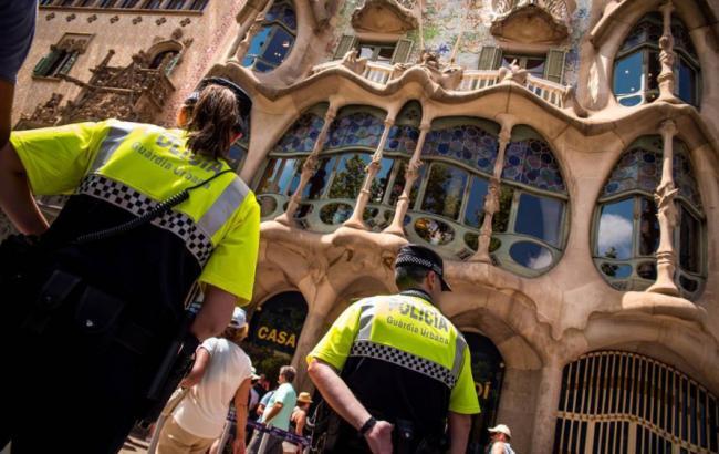 Фото: полиция Барселоны (instagram.com barcelona_GUB)