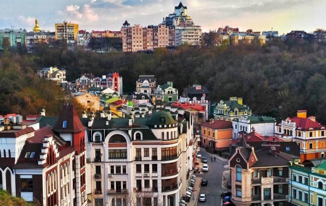 Фото: в Украине преимущественно без осадков (instagram.com/want_kiev)