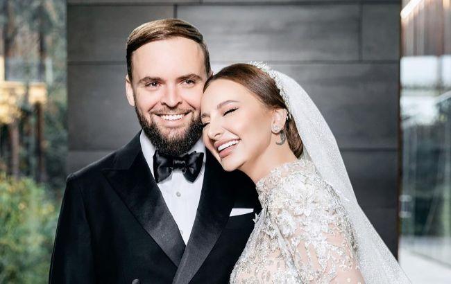 Я еще никогда так не любила: украинская певица вышла замуж за российского бизнесмена