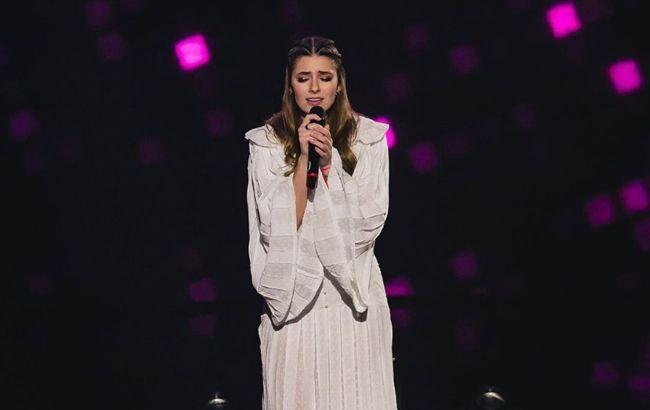 """Голос країни 2020: зірка серіалу """"Кварталу 95"""" заспівала пророчу пісню"""