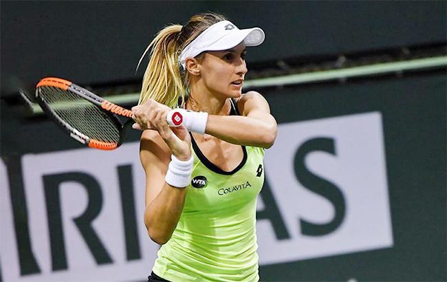 Теннисистка Цуренко пробилась в 1/4 финала Кубка Кремля