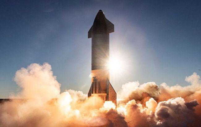 SpaceX потеряла очередной прототип корабля для полета на Марс