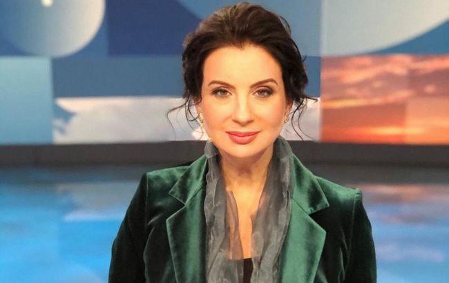 Упавшая в прямом эфире российская пропагандистка заговорила о карме:лежу в больнице и думаю