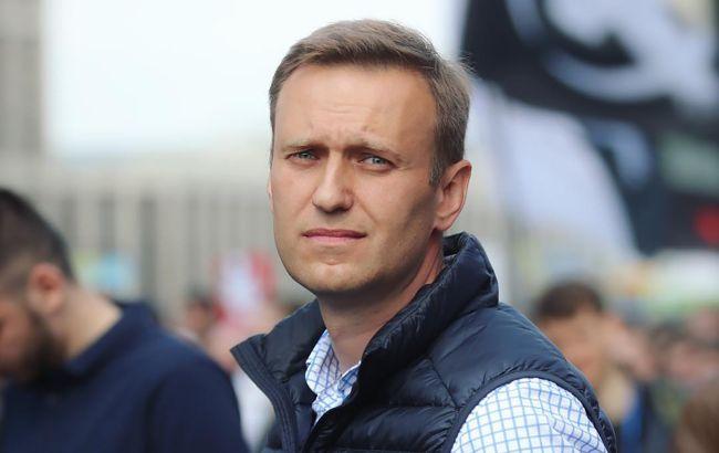 Суд заарештував Навального на 30 діб