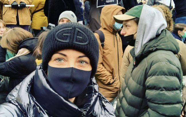 У Росії проходять обшуки у дружини Навального, адвоката не пускають