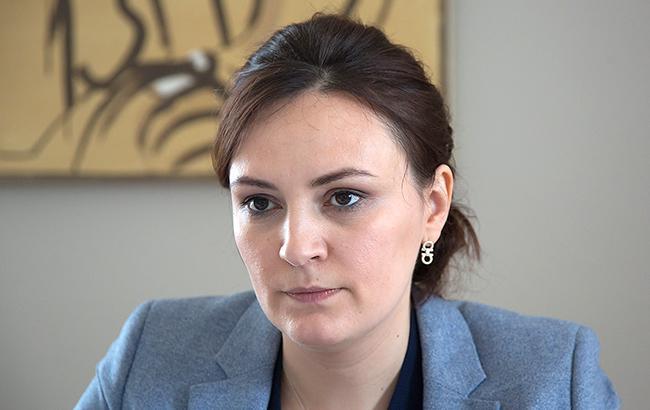 Фото: замминистра экономразвития и торговли Юлия Ковалив