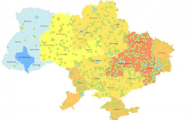УИНП представил интерактивную карту по переименованию городов и сел