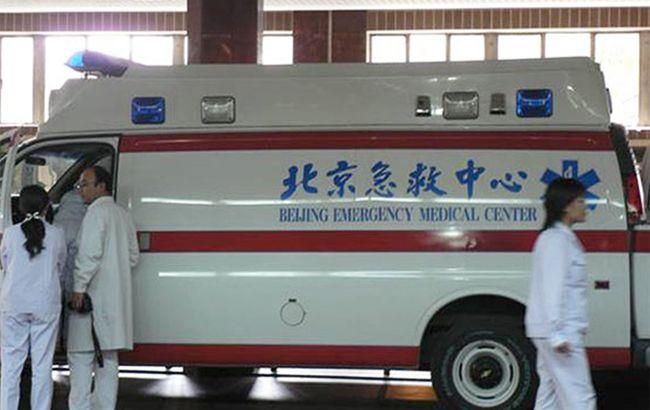 В КНР  из-за утечки газа назаводе погибли 8 человек