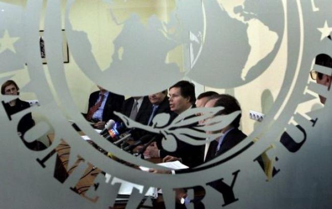 Перший транш кредиту МВФ почав надходити на рахунки НБУ