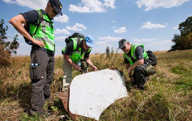 """На суде по MH17 показали фото перевозки """"Бука"""""""